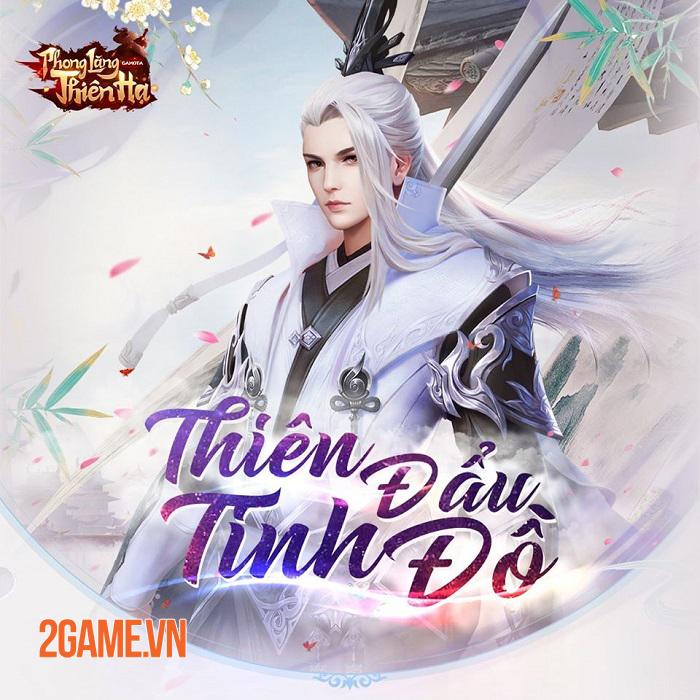 Gamota ra mắt fanpage game mới Phong Lăng Thiên Hạ Mobile 4