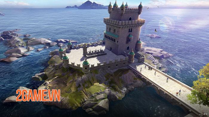 Sea of Dawn - Game mobile đề tài hải quân lấy cảm hứng từ Uncharted Waters 0