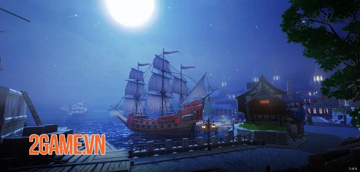 Sea of Dawn - Game mobile đề tài hải quân lấy cảm hứng từ Uncharted Waters 2