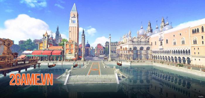 Sea of Dawn - Game mobile đề tài hải quân lấy cảm hứng từ Uncharted Waters 3