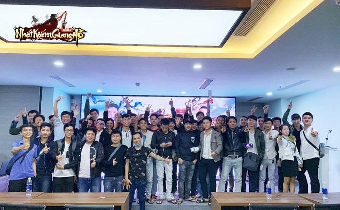 Nhất Kiếm Giang Hồ khai mở siêu giải đấu Vạn Bang Đại Chiến mùa 2 3
