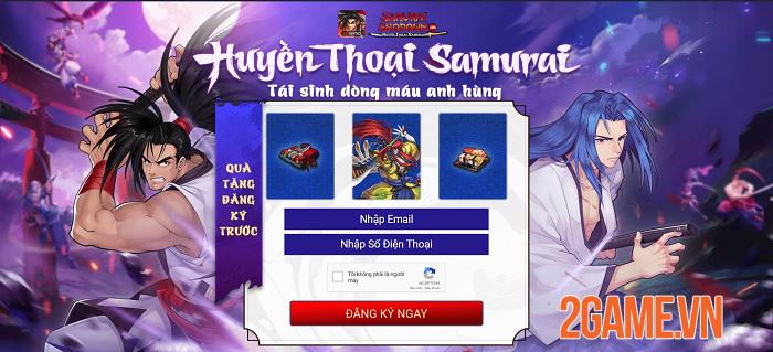 Game hành động sưu tầm thẻ tướng Samurai Shodown VNG ra mắt trang chủ tiếng Việt 0
