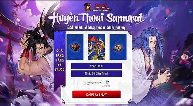 Game hành động sưu tầm thẻ tướng Samurai Shodown VNG ra mắt trang chủ tiếng Việt