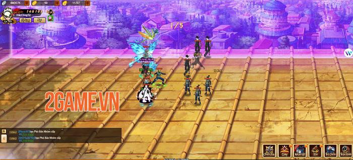 Ninja Làng Lá Mobile sẽ không bao giờ để bạn phải tự kỷ cày cuốc 0