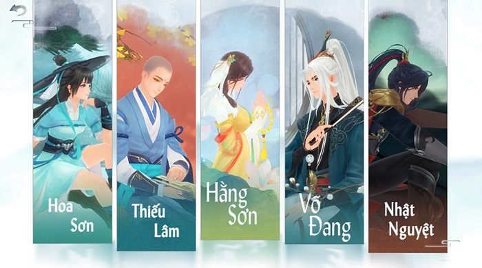 Game thủ Việt nói gì về Ngũ Đại Môn Phái của Tân Tiếu Ngạo VNG? 7
