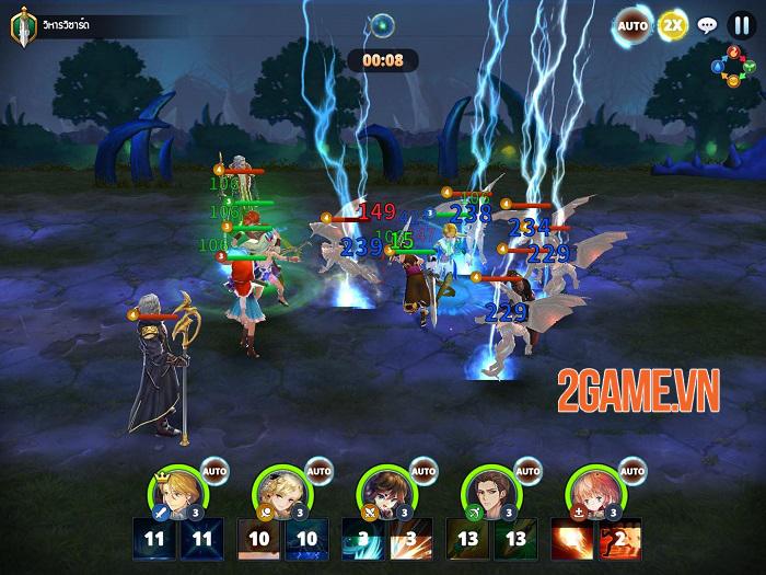 Epic Souls : World Arena - Quy tụ mọi câu chuyện nổi tiếng trên thế giới 4