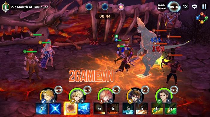 Epic Souls : World Arena - Quy tụ mọi câu chuyện nổi tiếng trên thế giới 3