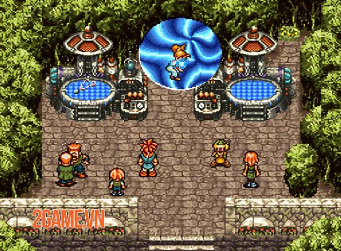 Chrono Trigger - Game nhập vai cổ điển vượt thời gian từ Super Famicom 1