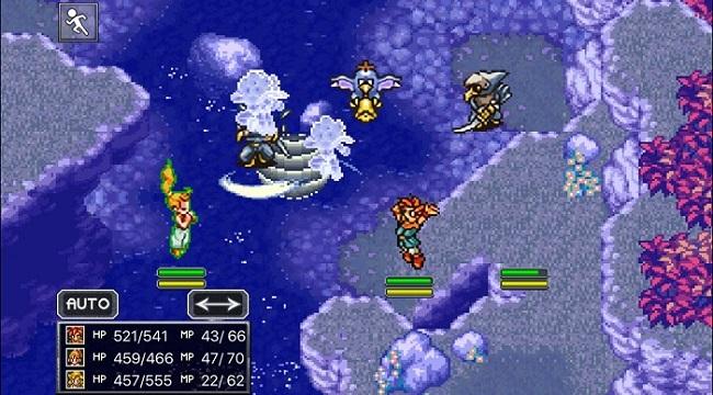 Chrono Trigger – Game nhập vai cổ điển vượt thời gian từ Super Famicom