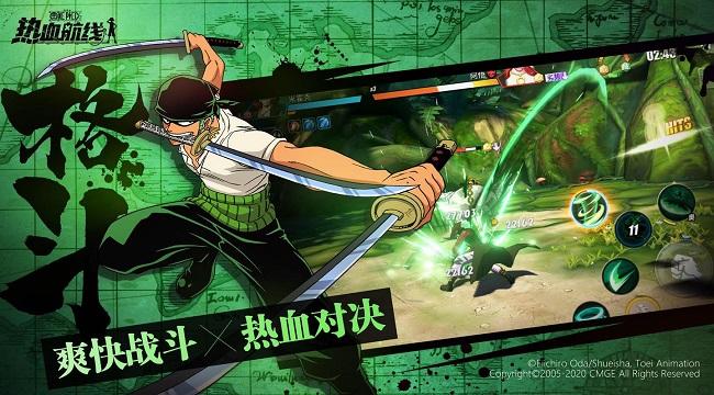One Piece Fighting Path – Khám phá cuộc phiêu lưu đại hải trình vô cùng sống động