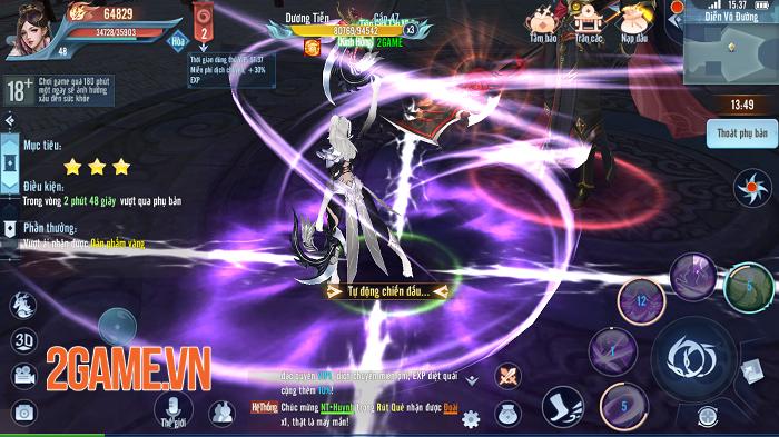 Top 10 game mobile ra mắt thị trường game Việt trong tháng 9 4