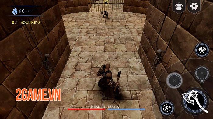 Ultimate Viking - Game nhập vai hành động hack-and-slash góc nhìn thứ ba thú vị 0