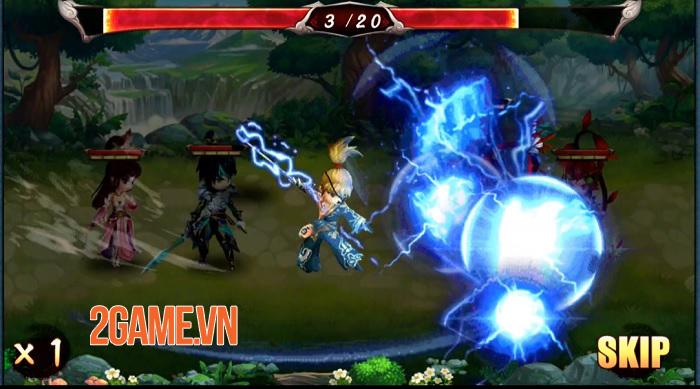 Three Kingdom: Mighty Super Hero - Khôi phục thế giới Tam Quốc cổ điển 1