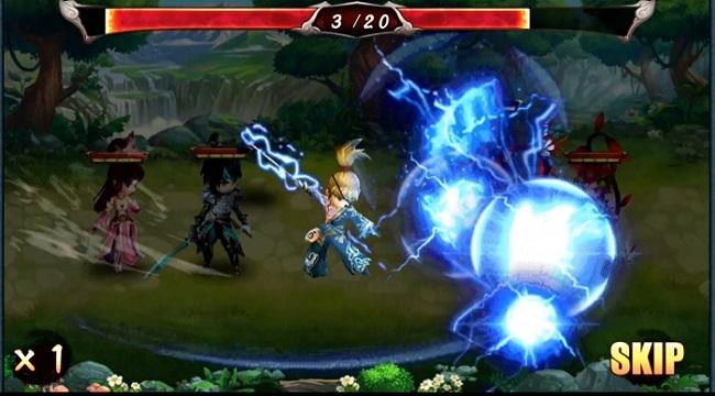 Three Kingdom: Mighty Super Hero – Khôi phục thế giới Tam Quốc cổ điển