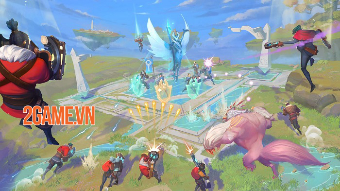 Catalyst Black - Game bắn súng BattleGround vượt trội trên mobile 0