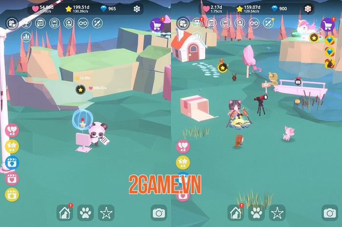 Starry Garden - Tựa game giải trí đơn giản, dễ chơi và giàu cảm xúc 1