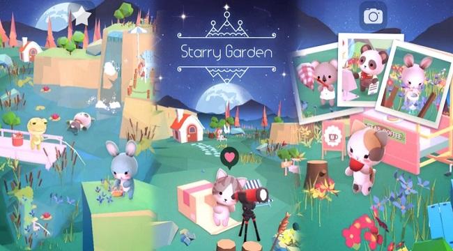 Starry Garden – Tựa game giải trí đơn giản, dễ chơi và giàu cảm xúc