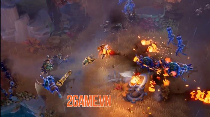 Torchlight: Infinite - Game mobile ARPG không phân chia các class nhân vật 1