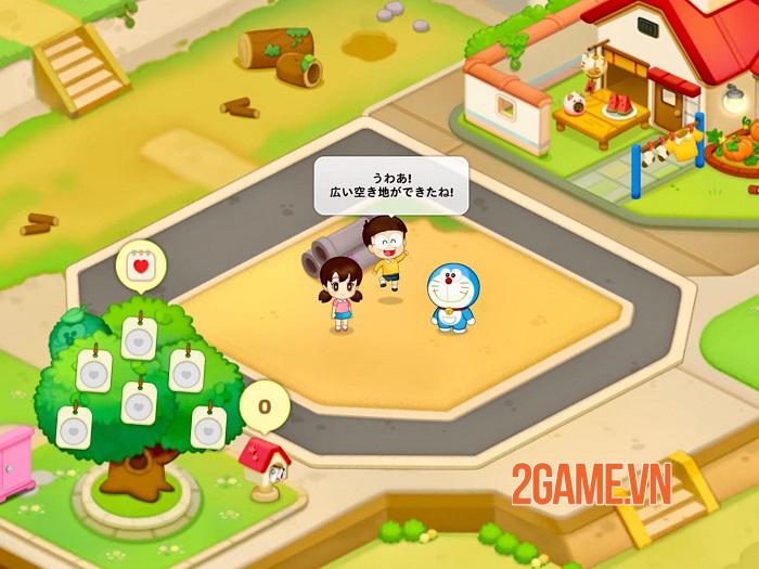 LINE: Doraemon Park - Game puzzle lấy cảm hứng từ  Doraemon 1