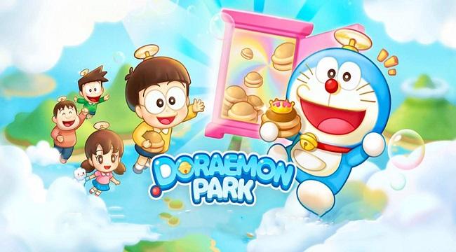 LINE: Doraemon Park – Game puzzle lấy cảm hứng từ  Doraemon