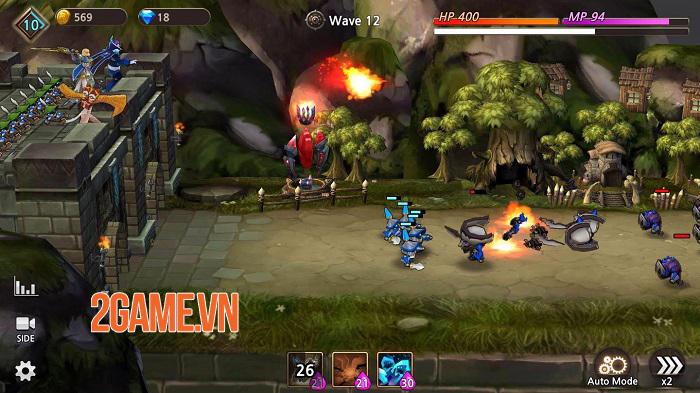 Guardians of Castle - RPG thủ tháp hardcore 3D chất lượng cao 2