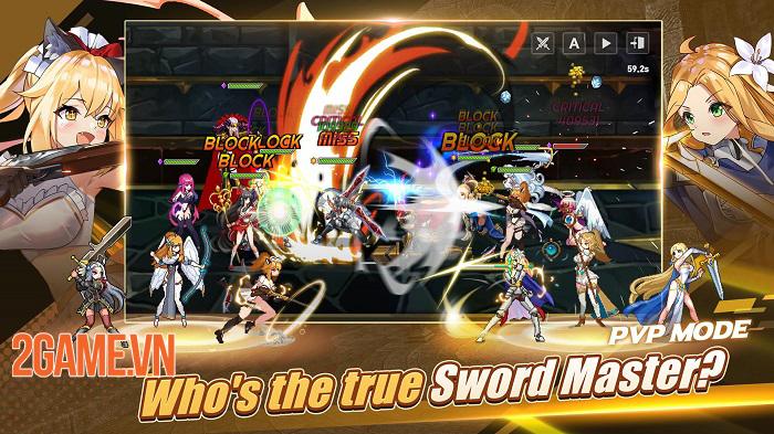 Sword Master Story - Game nhập vai hành động không bao giờ thấy nhàm chán 4