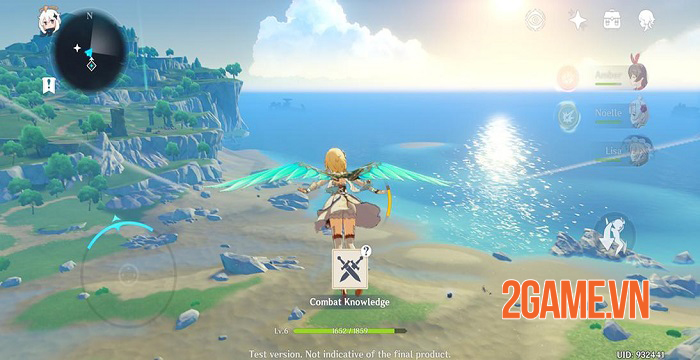 Genshin Impact ấn định ra mắt chính thức toàn cầu trên cả PC lẫn Mobile 1
