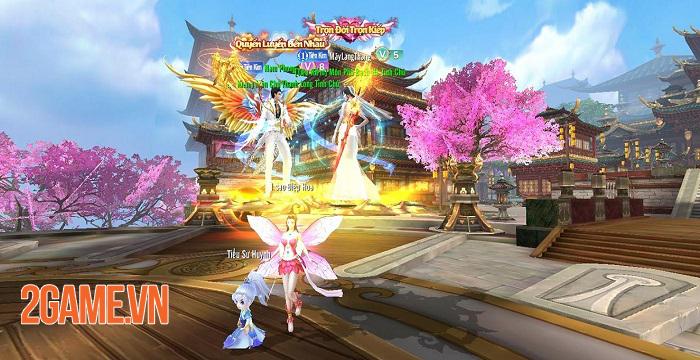 Người chơi có thể trở thành bất cứ ai trong Ảnh Kiếm 3D nhờ vô số outfit siêu đẹp 3