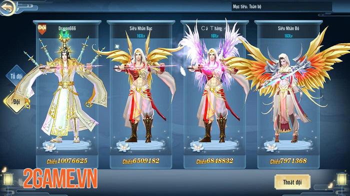 Người chơi có thể trở thành bất cứ ai trong Ảnh Kiếm 3D nhờ vô số outfit siêu đẹp 1