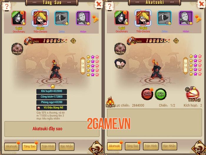 Ninja Làng Lá Mobile bất ngờ tung cập nhật tính năng mới