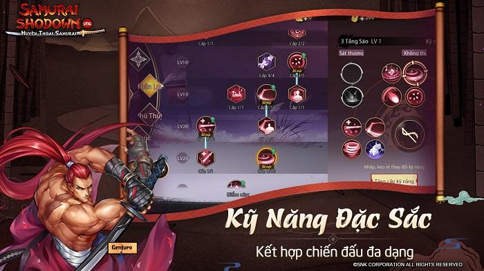 Samurai Shodown VNG chính thức mở trang đăng kí trước cho game thủ Việt 2