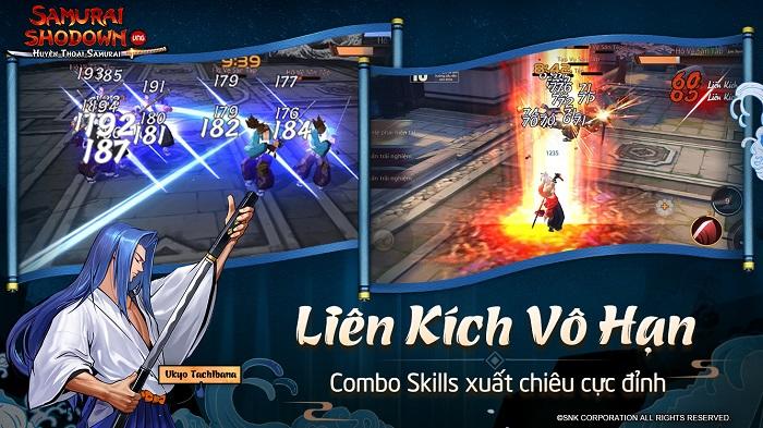 Samurai Shodown VNG chính thức mở trang đăng kí trước cho game thủ Việt 3