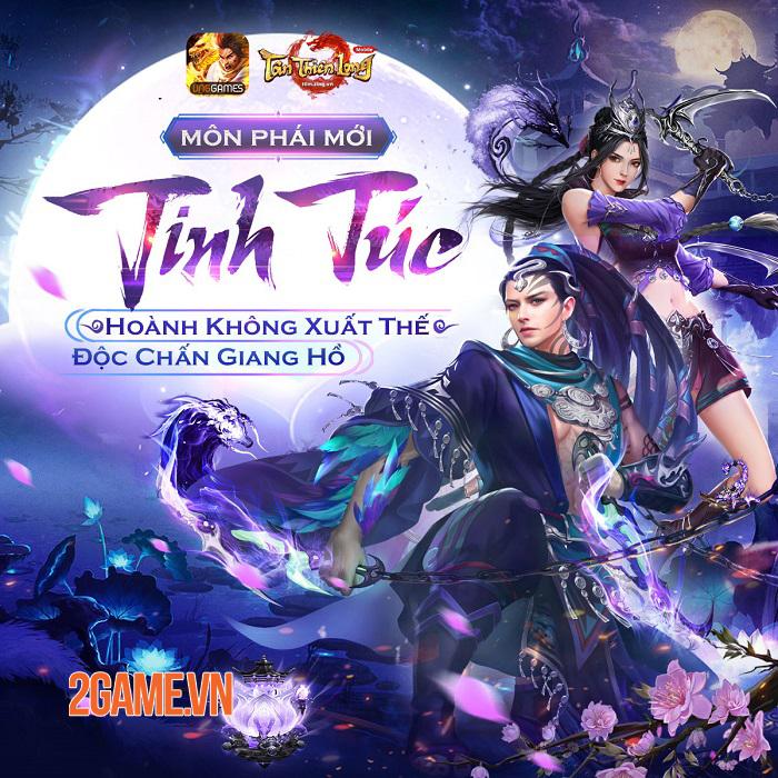 Môn công phu tiêu hủy nội lực đối thủ của Tinh Túc sẽ thế nào trong Tân Thiên Long Mobile VNG? 3