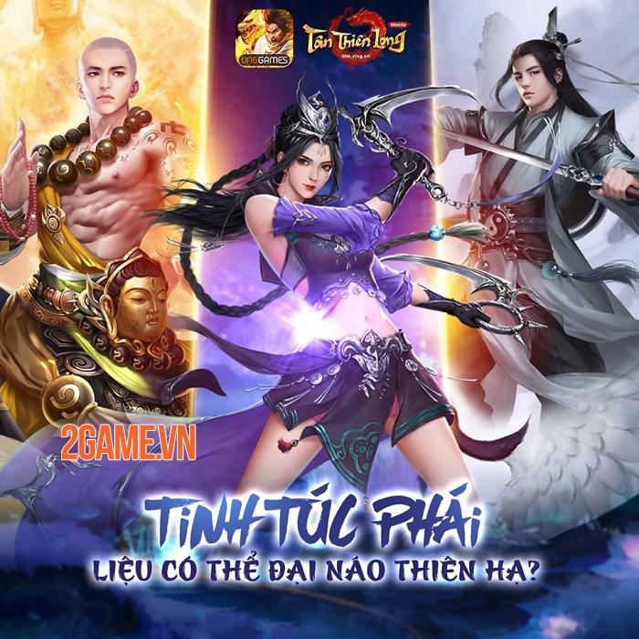 Môn công phu tiêu hủy nội lực đối thủ của Tinh Túc sẽ thế nào trong Tân Thiên Long Mobile VNG? 4
