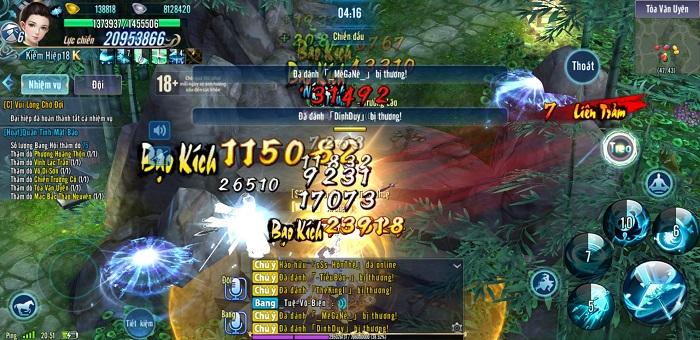 Bí kíp trở thành đệ nhất săn lùng Mật Báo tại Võ Lâm Truyền Kỳ Mobile 3