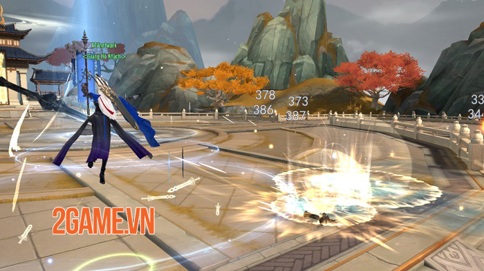 Từ đồ họa cho đến gameplay Tân Tiếu Ngạo VNG đều xứng đáng điểm 10 chất lượng 2