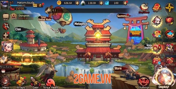 The Last Ninja: Origin - Game nhập vai chiến thuật về thế giới cổ xưa Nhật Bản 0