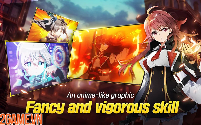 Xao xuyến với các nữ thần trong tựa game GODDESS KiSS:O.V.E Mobile 5