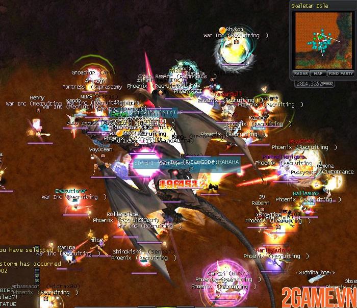 Ngao du khắp biển khơi cùng tựa game Pirates Online M 2