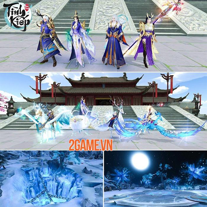 Tình Kiếp Tam Sinh tạo cơ hội giao lưu PK với game thủ trên toàn thế giới 1