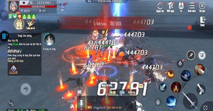 Game thủ Kỷ Nguyên Huyền Thoại đã được sờ tận tay Big Update 6