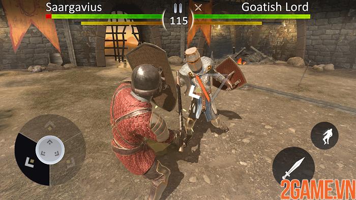 Knights Fight 2:Honor & Glory – Sử thi hùng tráng của các hiệp sĩ Trung Cổ 0