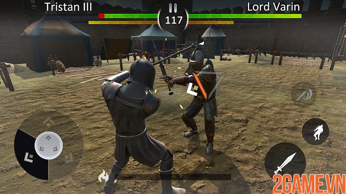 Knights Fight 2:Honor & Glory – Sử thi hùng tráng của các hiệp sĩ Trung Cổ 1