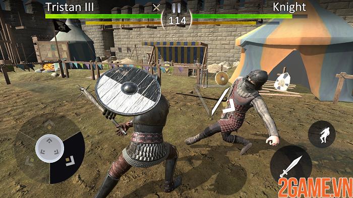 Knights Fight 2:Honor & Glory – Sử thi hùng tráng của các hiệp sĩ Trung Cổ 2