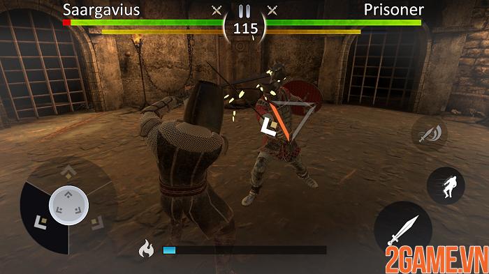 Knights Fight 2:Honor & Glory – Sử thi hùng tráng của các hiệp sĩ Trung Cổ 4