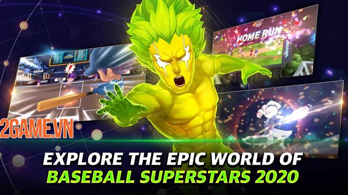 Baseball Superstars 2020 – Biến ảo cùng những trận bóng chày tuyệt đỉnh! 1