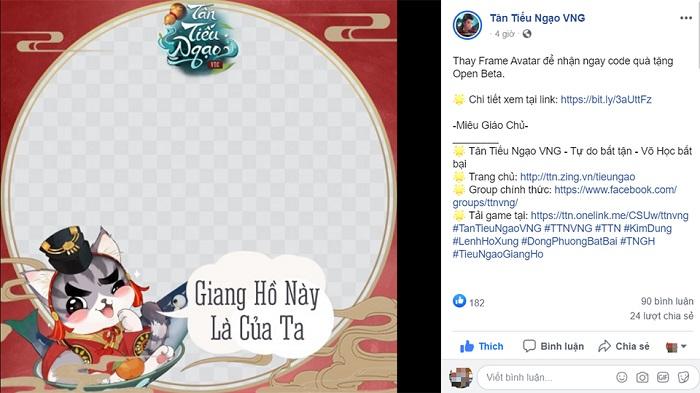 Tân Tiếu Ngạo VNG chính là tâm điểm làng game Việt hôm nay 1