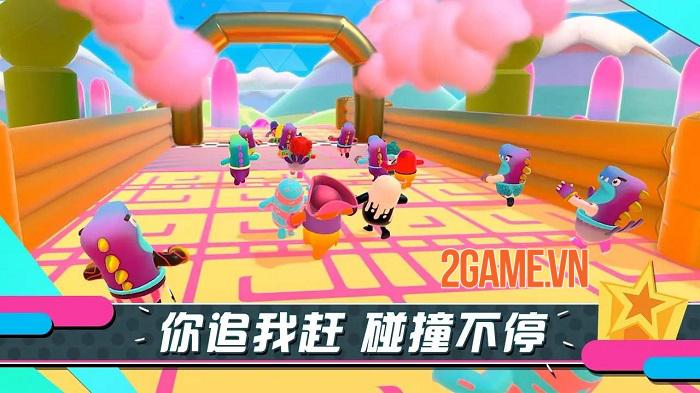 Game battle royale Fall Guys với đồ họa siêu đáng yêu ra mắt phiên bản mobile 0