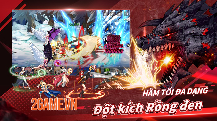 Múa kiếm cùng các thánh nữ tuyệt sắc trong Sword Master Story Việt Hóa 4