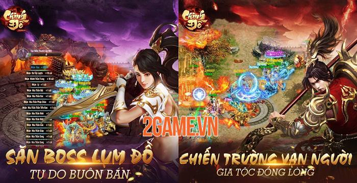 Game quốc chiến Vạn Lý Chinh Đồ công bố lộ trình ra mắt 1